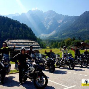 alpes julianos motos