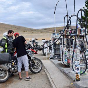gasolinera patagonia